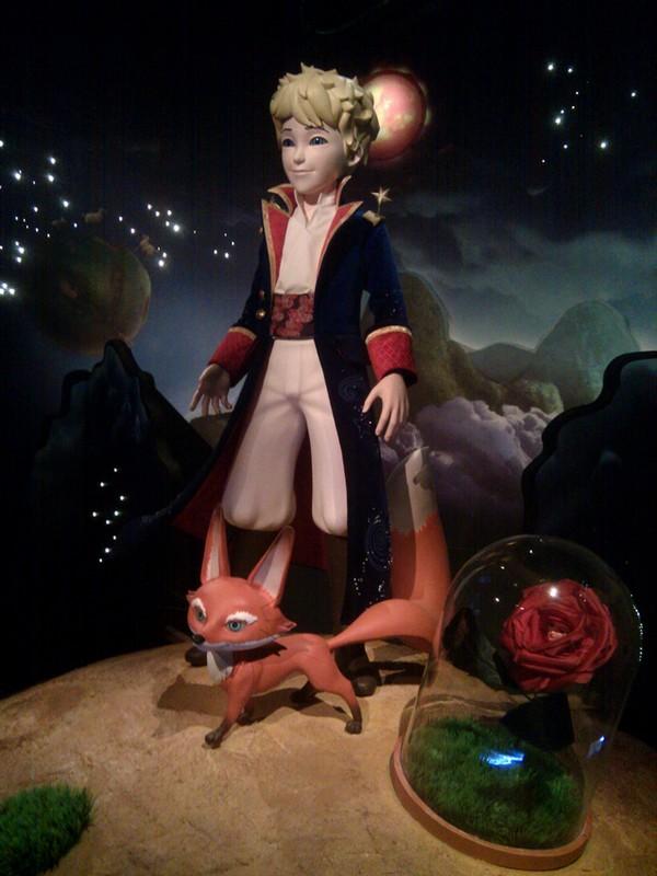 Il Piccolo Principe è entrato al Grévin