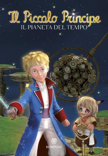Le nuove avventure del Piccolo Principe in libreria