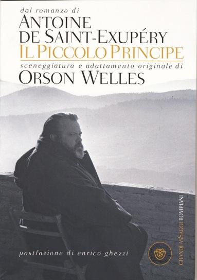 La sceneggiatura di Orson Welles del «Piccolo Principe»