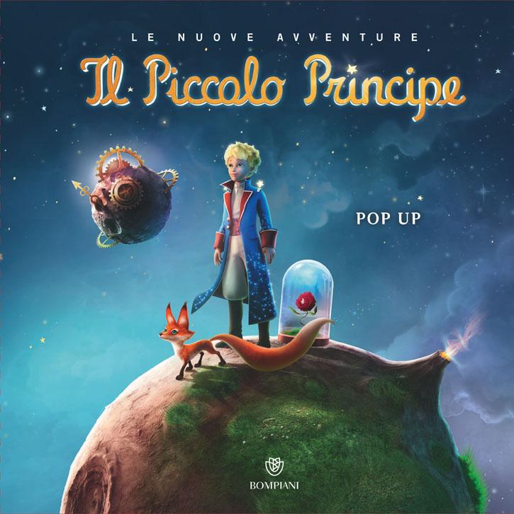 Le nuove avventure del Piccolo Principe in 3D