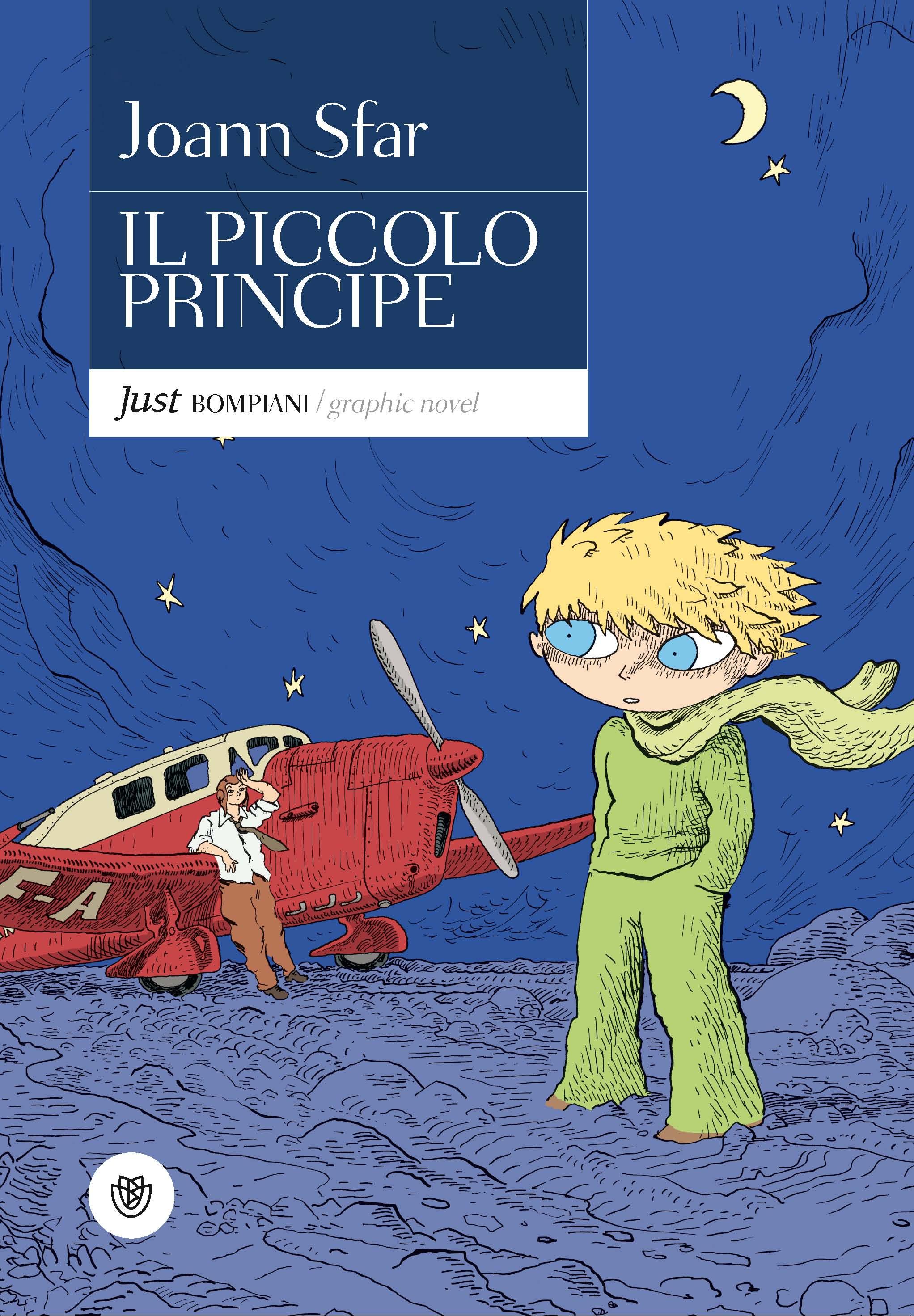 Il Piccolo Principe secondo Joann Sfar