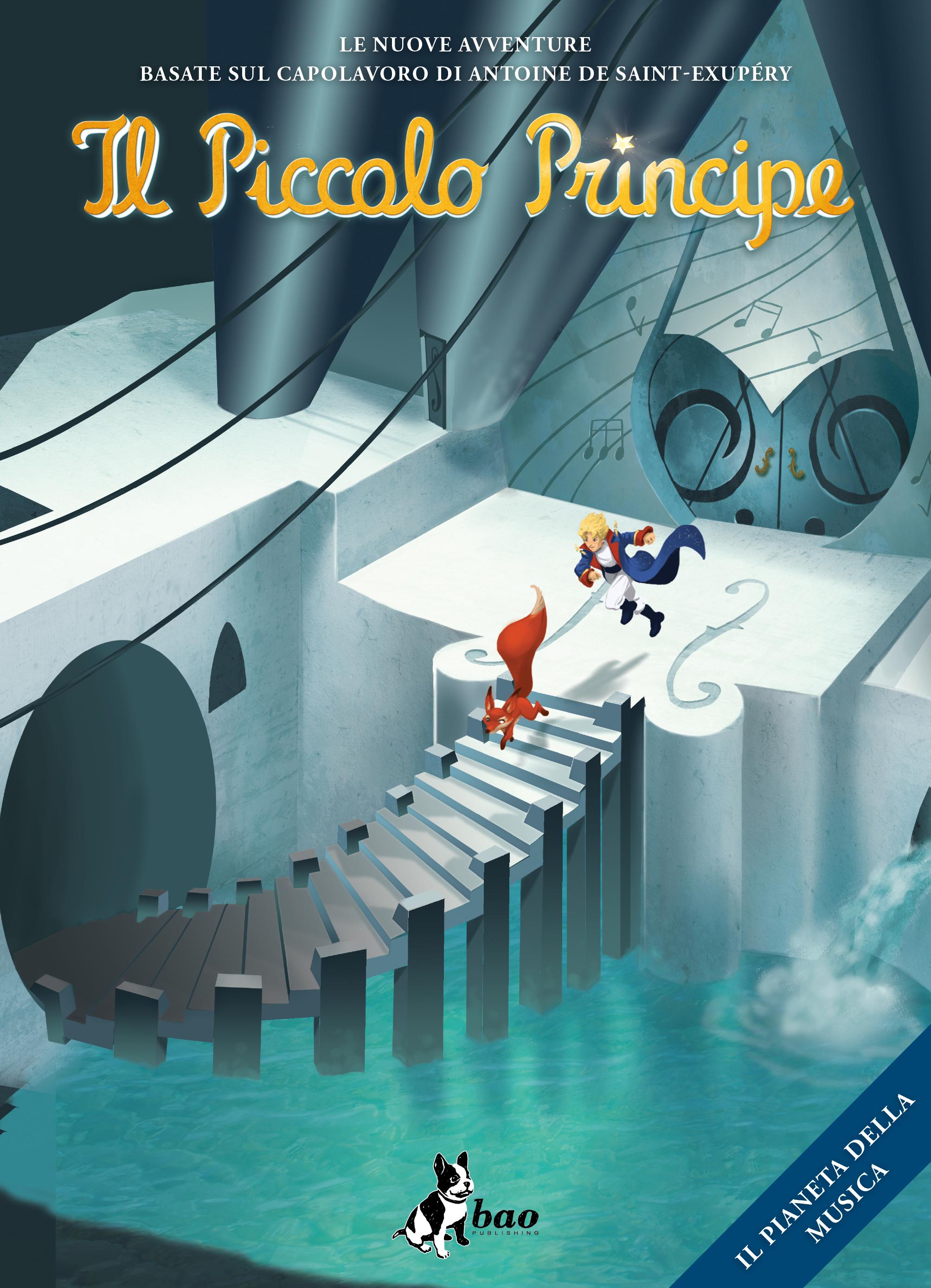 Il Pianeta della Musica – Il fumetto