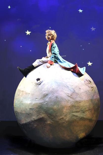 Il Piccolo Principe a teatro