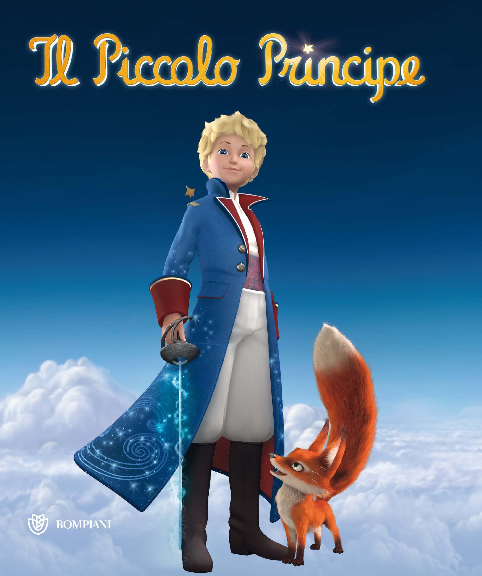 Il cofanetto regalo del Piccolo Principe